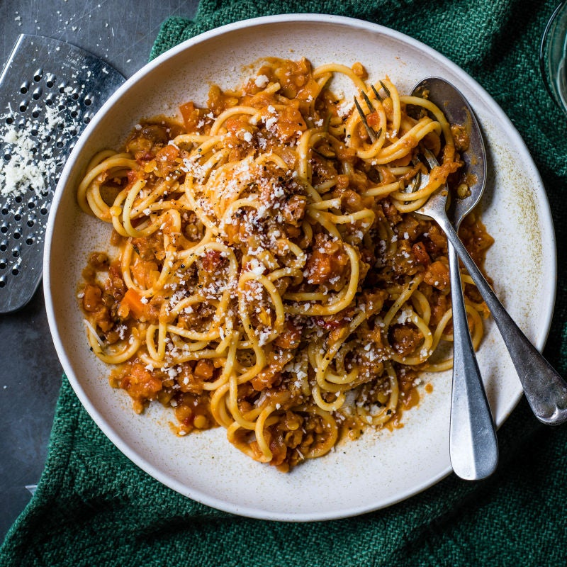 Photo of Lentil Bolognese by WW