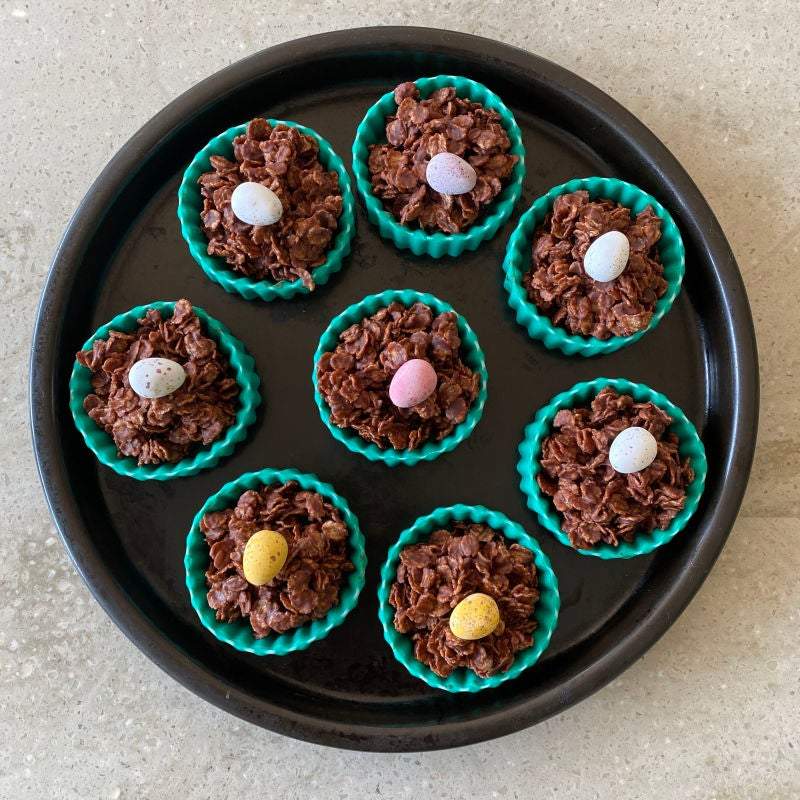 Photo of Chocolate Easter cakes by WW