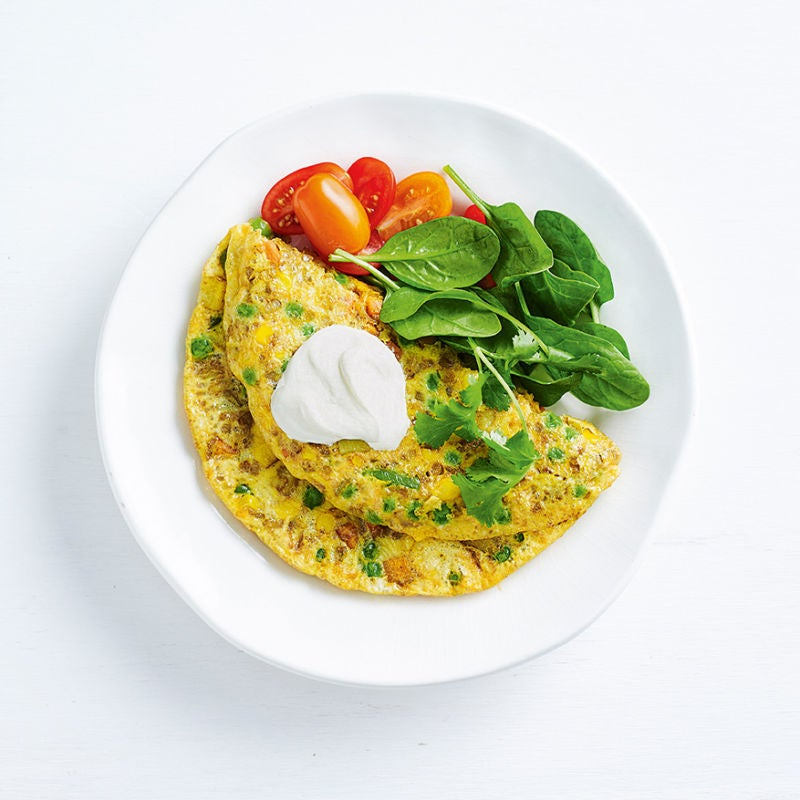 Photo of Indian-style omelette by WW