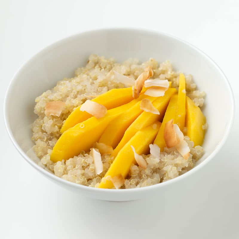 Photo of Coconut quinoa with mango by WW