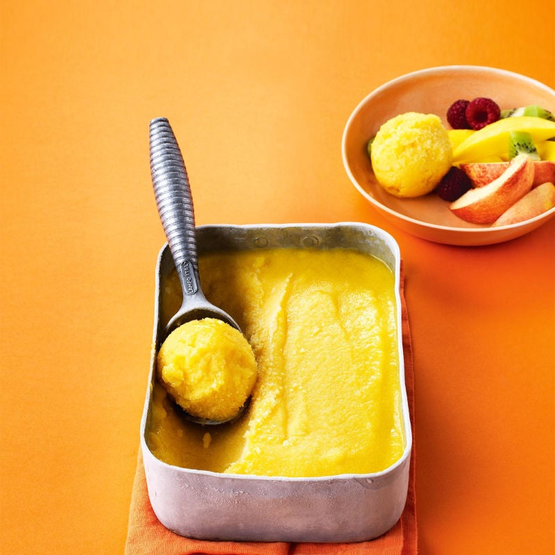Photo of Exotic fruit sorbet by WW
