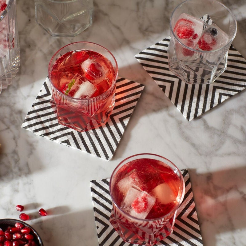Photo of Hibiscus pomegranate punch by WW