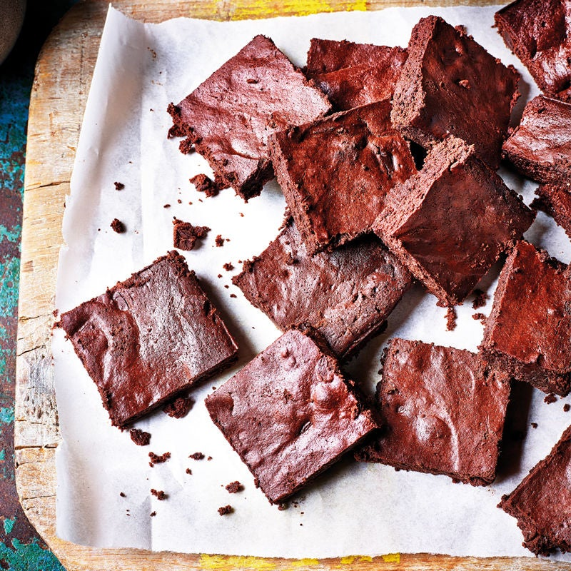 Photo of Chocolate brownies by WW